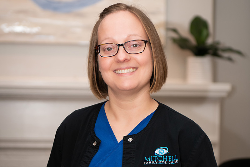 Christine Broussard (Billing and Insurance Specialist)
