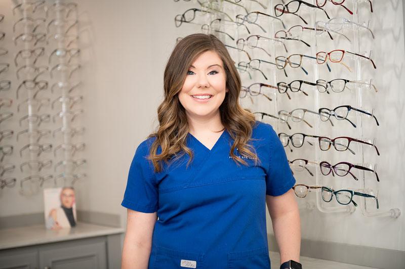indsey Naquin (Optician)