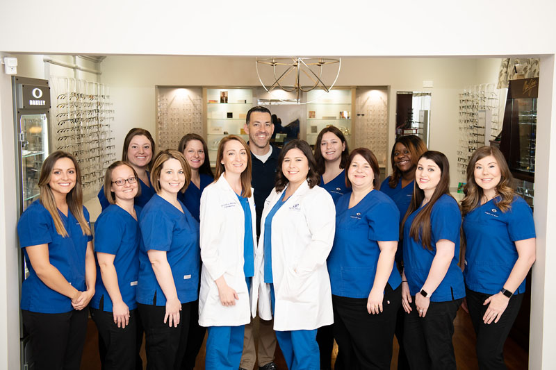 About Mitchell Family Eye Care